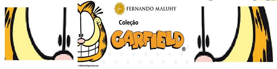 Banner Coleção Garfield Fernando Maluhy 2018 2