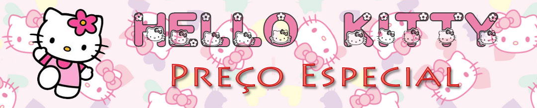 banner Hello Kitty Preco Especial