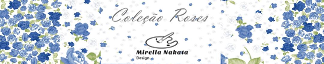 Capa Colecao Roses Mirella Nakata