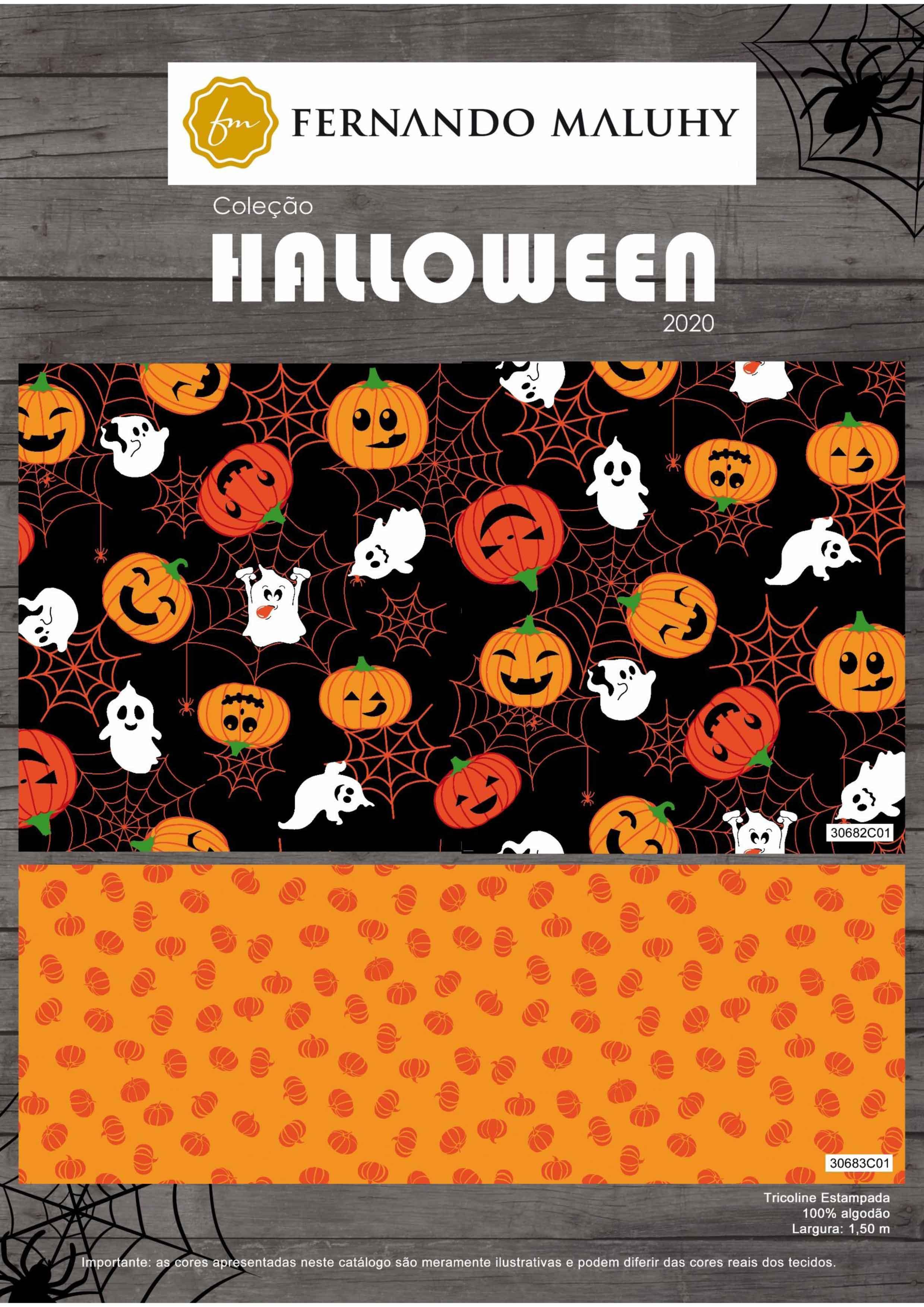 Catálogo Coleção Halloween 2020 Fernando Maluhy 1