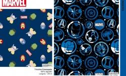 Catalogo Colecão Marvel Fernando Maluhy Avengers AV009C01 AV010C01