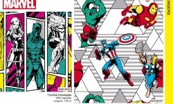 Catalogo Colecão Marvel Fernando Maluhy Avengers AV014C01 AV015C01