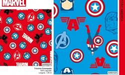 Catalogo Colecão Marvel Fernando Maluhy Capitão América AV001C01 AV002C01