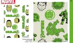 Catalogo Colecão Marvel Fernando Maluhy Hulk AV005C01 AV006C01