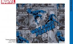 Catalogo Colecão Marvel Fernando Maluhy Pantera Negra AV011C01